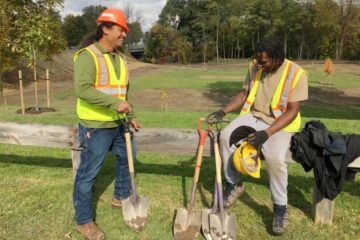 Tree Corps Has the Perfect Green Job: Planting Trees in Low Income Neighbourhoods