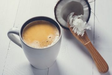 Add 2 Tbsp of Coconut Oil to Your Morning Coffee & Burn Calories