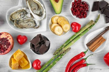 Spice Up Your Romantic Life by Adding these 5 Food Aphrodisiacs to Your Diet