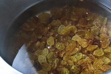 Kishmish Water (Soaked Raisins): Helps You Shed Pounds & Improve Your Blood Pressure