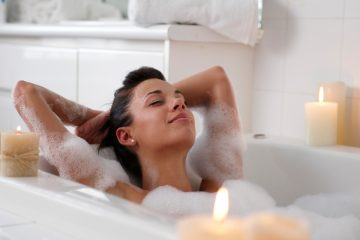 Lying in a Hot Bath Burns as many Calories as a 30-Minute Walk
