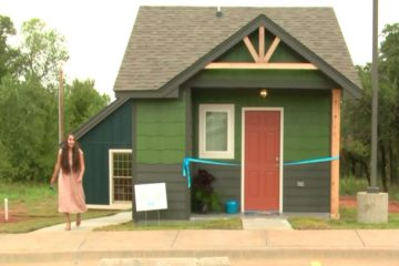 Kids Who Leave the Foster Care System Thrive in Oklahoma: They're Given Tiny Homes, a Budget & Taught to Cook