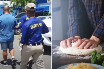An Italian Mafia Fugitive Apprehended after Police Finds His Cooking Videos on YouTube