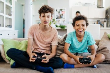 Boys Who Play Video Games Linked with Lower Risk of Depression, Found New Study