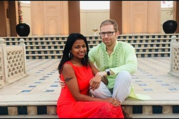 He Saved a Stranger from Drowning in India & now they're Married in the Netherlands