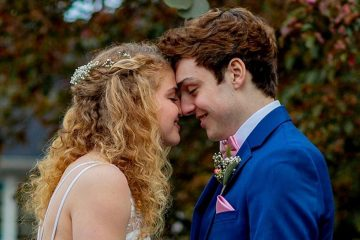 With only Months to Live, this Indiana High School Senior Says 'I Do' in a Touching Ceremony