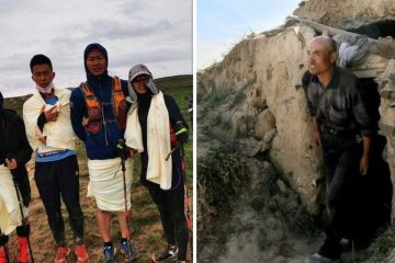 Shepherd Hailed a Hero after Braving Freezing Temperatures to Save 6 Chinese Ultra Marathon Runners