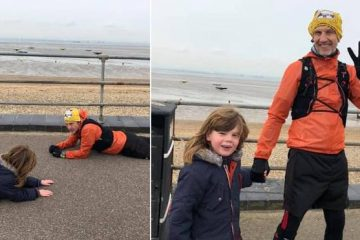 Instead of Dirty Looks, this Kind Stranger Laid on the Ground to Calm an Autistic Boy