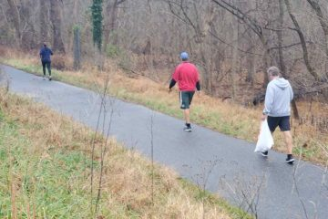 This Software Executive Walks 12 Miles Daily to Collect Garbage in D.C.