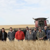 Farmer Suffers a Heart Attack so His Neighbors Get Together to Harvest His Crops