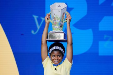 First African American Wins the National Spelling Competition