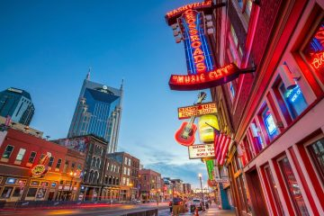 Tennessee Is Giving away 10,000 Flight Vouchers to Welcome Tourists back to the State