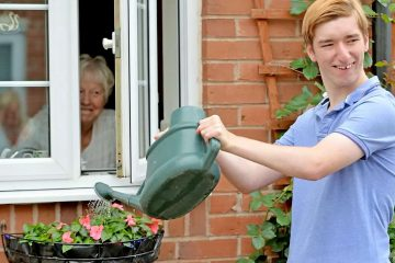 Teen with Special Needs Raises Money for Charities through 1600 Acts of Kindness