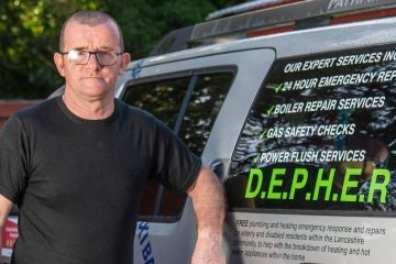Bighearted Plumber Is Fixing Seniors' Plumbing Free of Charge