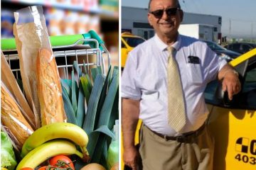 Heroes in Silence: Taxi Driver Has Been Delivering Groceries to Seniors for more than 15 Years