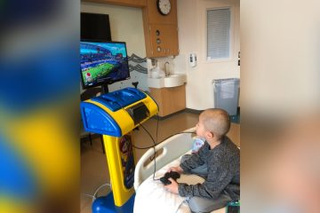 Nintendo Is Partnering with a Non-Profit to Bring Gaming Consoles to Hospitalized Children