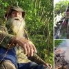 Billionaire CEO Gives Ousted Hermit $180,000 to Rebuild His Cabin after it Burned Down
