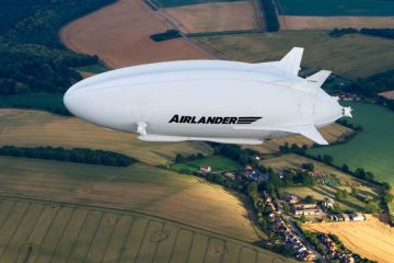 Eco Friendly Airlander Could Be the Future of Zero-Carbon Air Travel