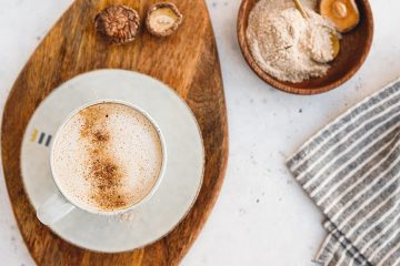 Here's How Adding Mushroom Powder to Your Morning Coffee to Boost Your Brain Function & Decrease Stress