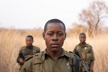 These Brave Females Are Part of an Anti-Poaching Team & Help Save Africa's Wildlife