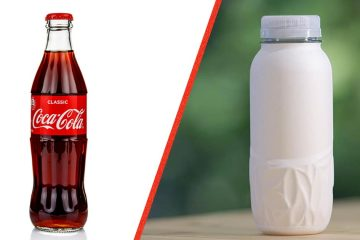 Coca-Cola Unveils Its New Sustainable Paper Bottles