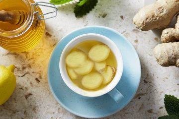 Ginger Water Has Amazing Health Benefits & Here Is How to Make It